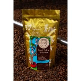 Кофе в зернах Бразилия желтый бурбон