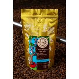 Свежеобжаренный кофе в зернах Колумбия Супремо Café Sofia