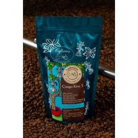 Свіжеобжарена кава в зернах арабіка Конго Ківу 3