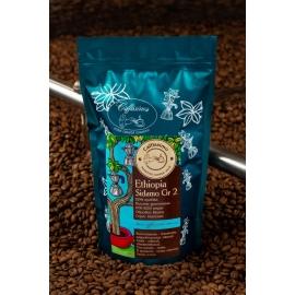 Свежеобжаренный кофе в зернах Эфиопия Сидамо Gr.2