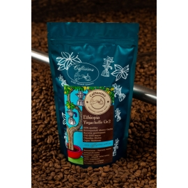 Кава в зернах Ethiopia Yirgacheffe. Gr. 2 Mamo Kasha