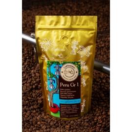 Свежеобжаренный кофе в зернах Перу Gr.1 Cajamarca Selecto