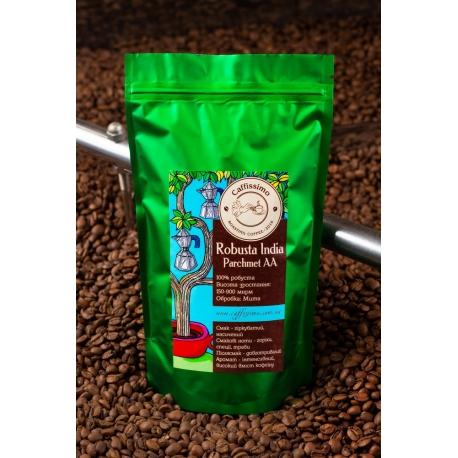 Кофе в зернах Индия Parchment AB