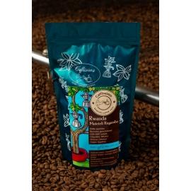Свіжообжарена кава в зернах арабіка Руанда Muteteli