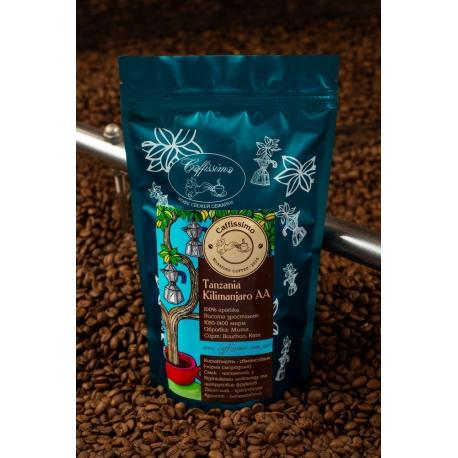 Свежеобжаренный кофе в зернах Танзания Tanzania АА