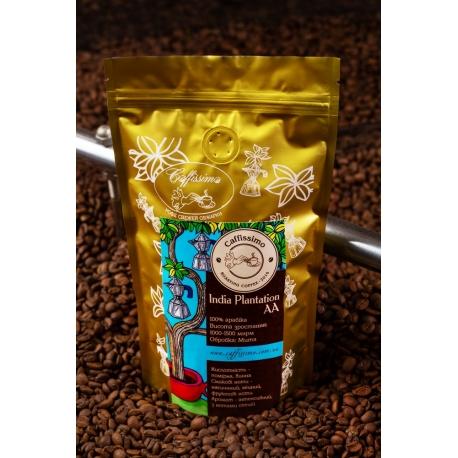 Свіжеобсмажена кава в зернах Індія Плантейшн АА
