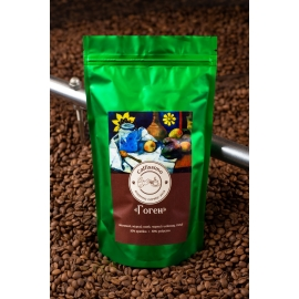Свежеобжаренный кофе в зернах бленд Гоген