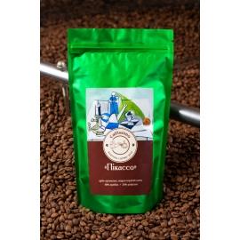 Свіжеобсмажена кава в зернах бленд Пікассо