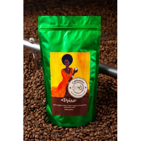 Кофе в зернах бленд Фрида
