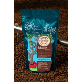 Свіжеобсмажена кава в зернах Сальвадор Holanda