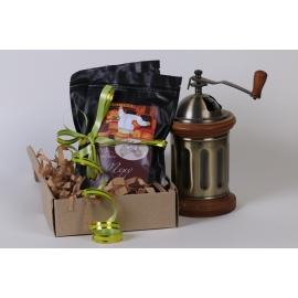 Дегустаційний набір свіжообсмаженої кави арабіка № 1